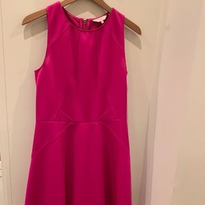 Ted Baker Hot Pink Dress Size 3
